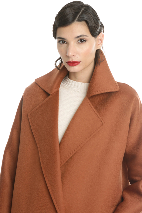 Pure cashmere pea coat Intrend