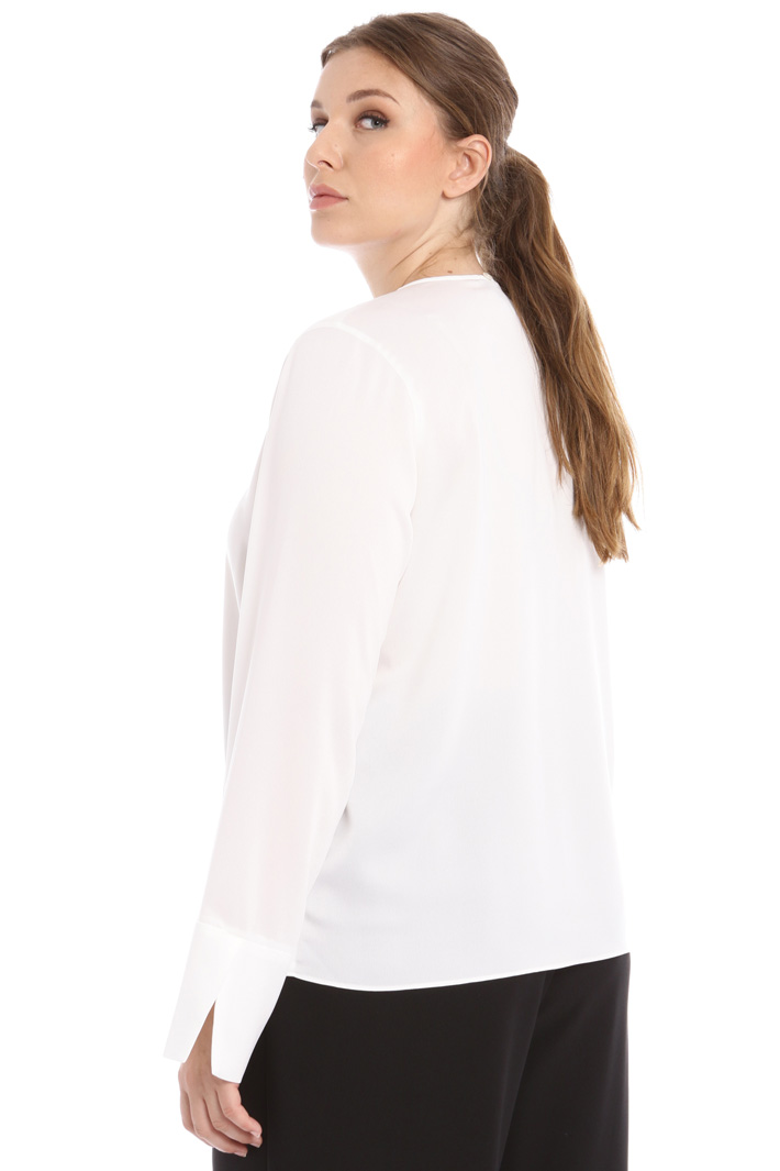 Satin shirt Intrend
