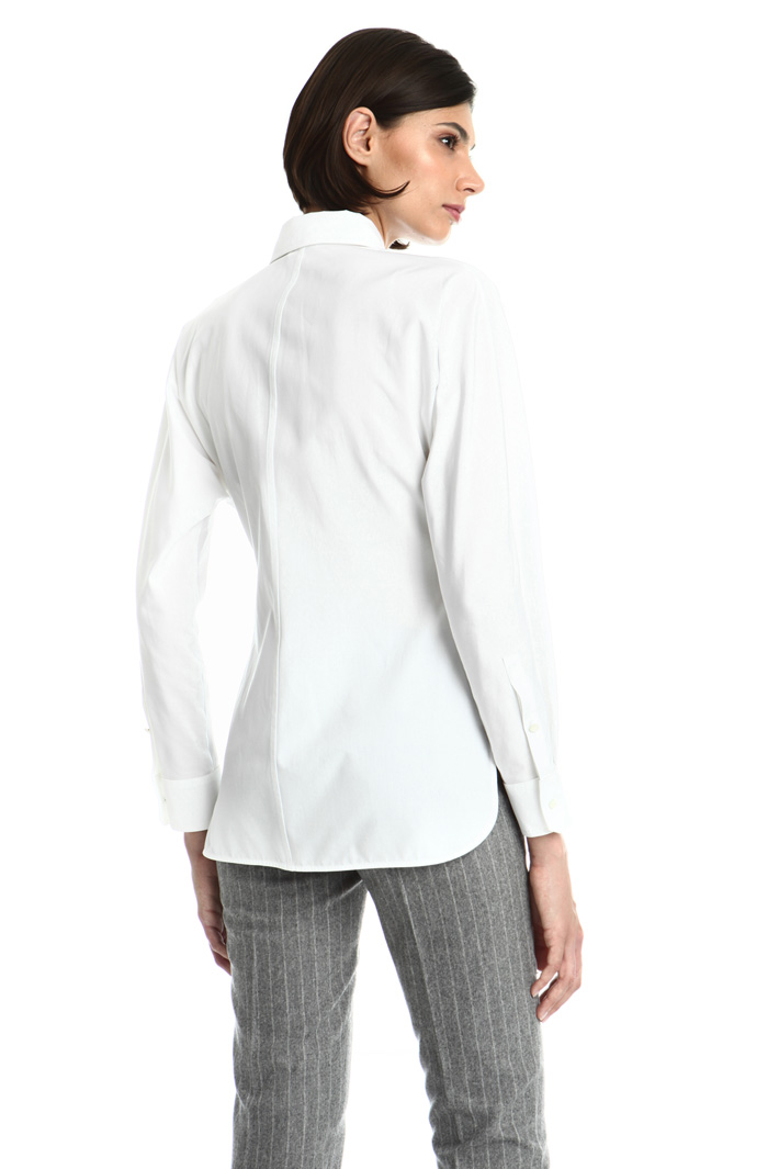 Front bow shirt Intrend