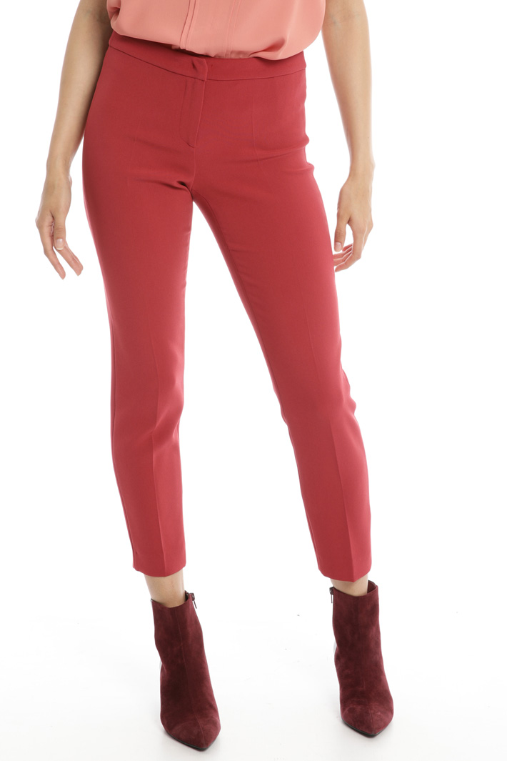Ankle length trousers Intrend
