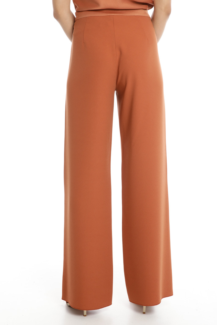 Fluid palazzo trousers Intrend