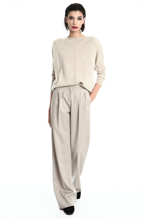 Palazzo wool trousers Intrend