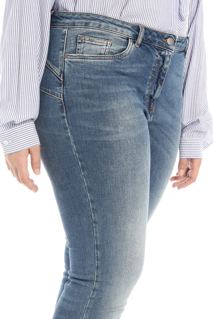 Skinny denim jeans Intrend