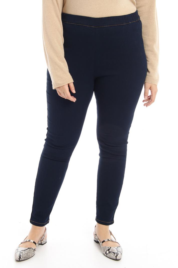 Skinny jeans in stretch denim Intrend