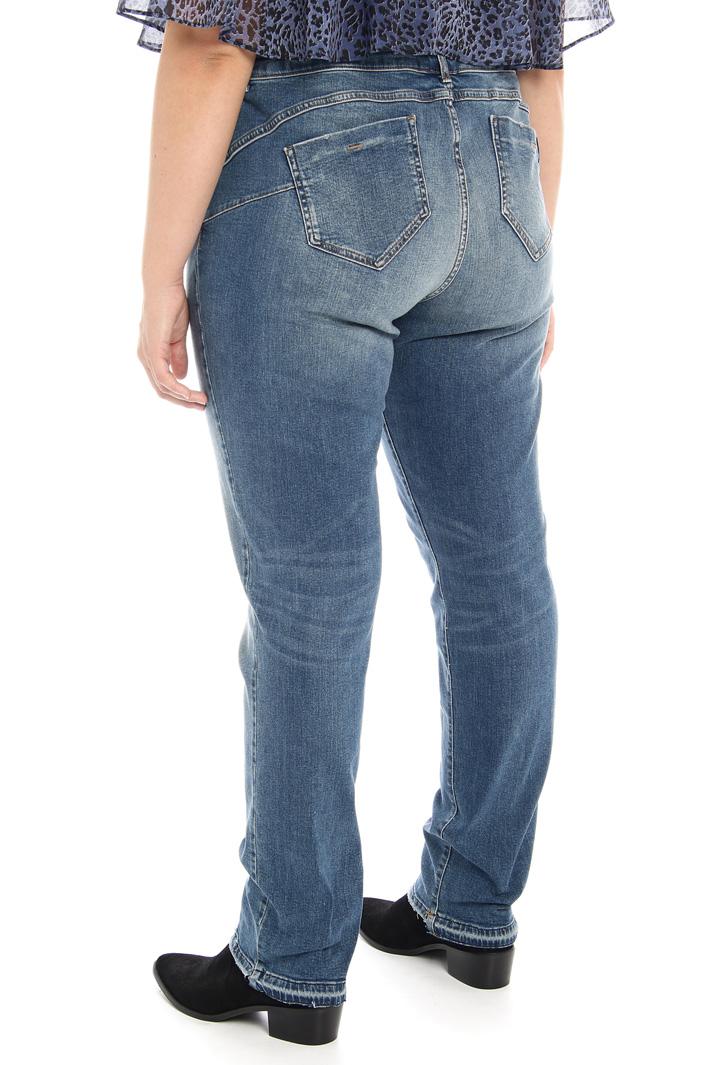 Cotton denim jeans Intrend