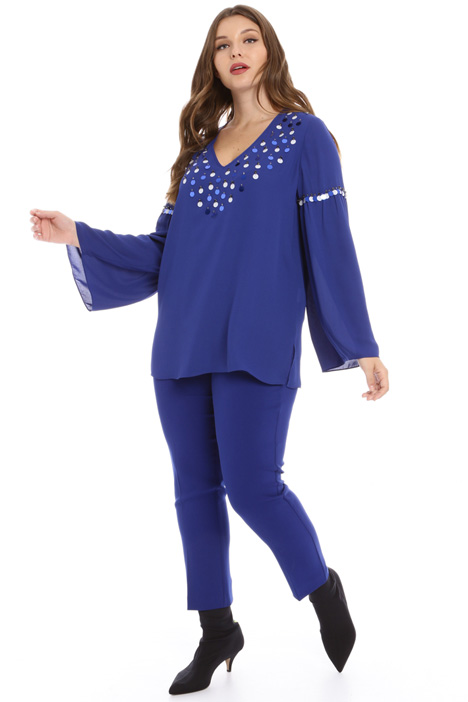 Sequin tunic Intrend