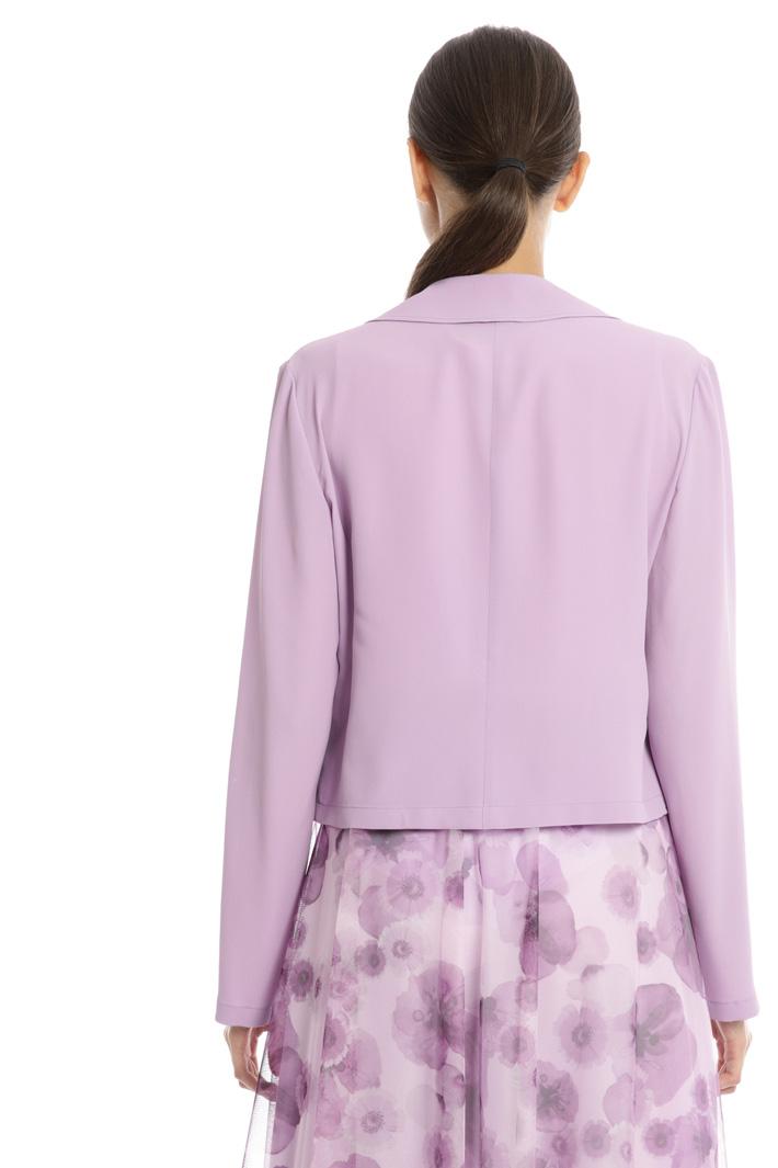 Silk blend shrug Intrend