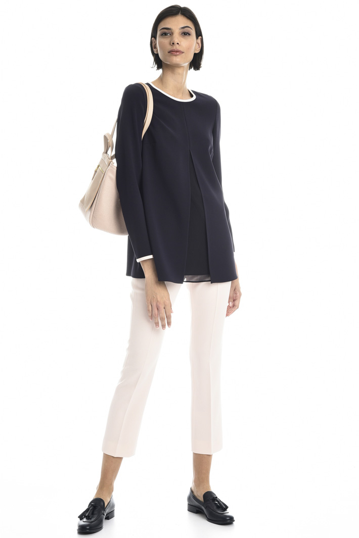 Cady and georgette tunic Intrend
