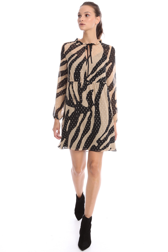 Fil coupe dress Intrend