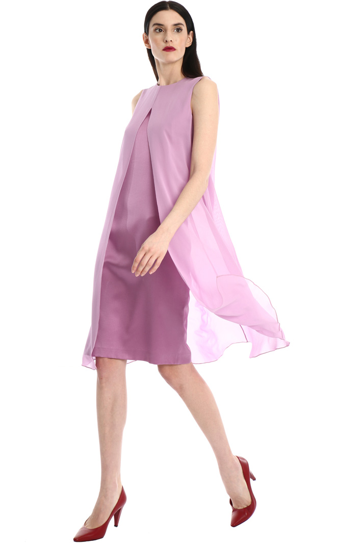 Silk satin dress Intrend