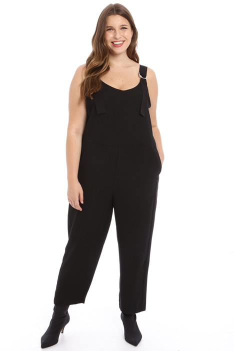 Envers satin jumpsuit Intrend