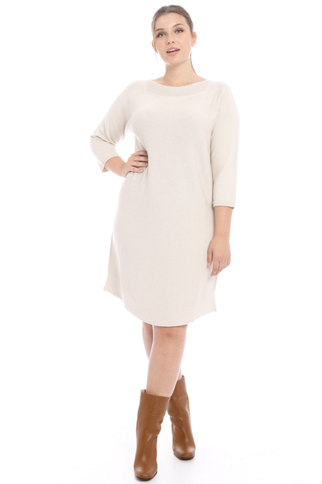 Wool knit dress Intrend