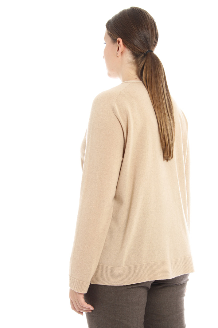 Cashmere and wool cardigan Intrend
