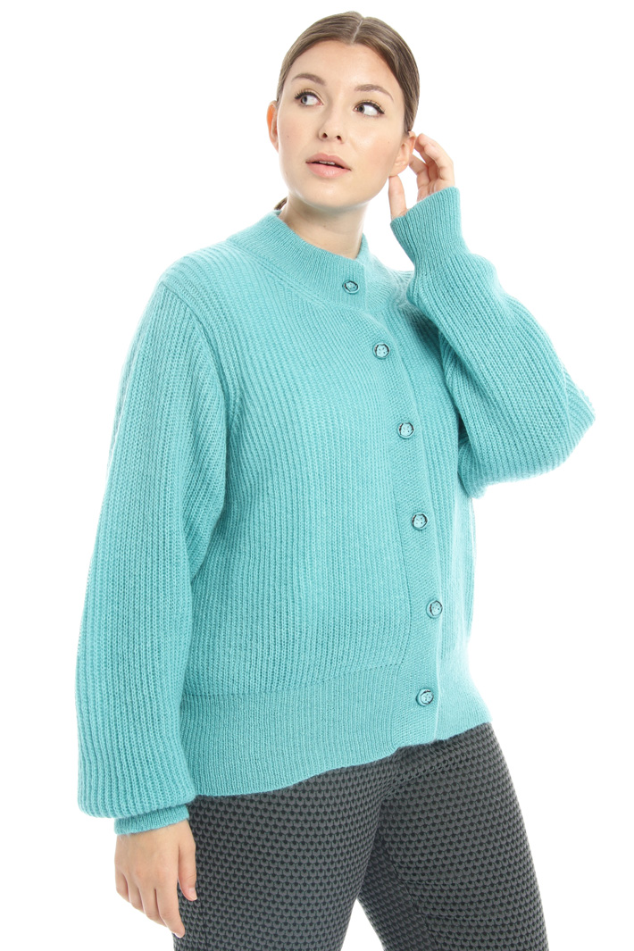 Mohair blend cardigan Intrend