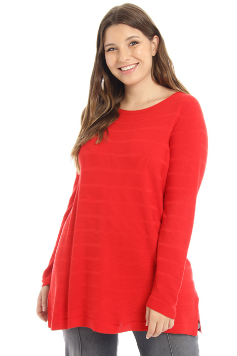 Long viscose sweater Intrend