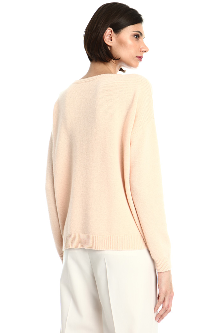 Drop shoulder sweater Intrend