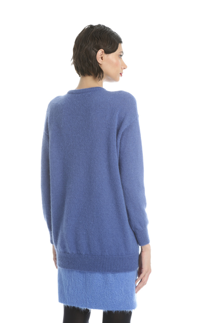 Mohair and wool jumper Intrend