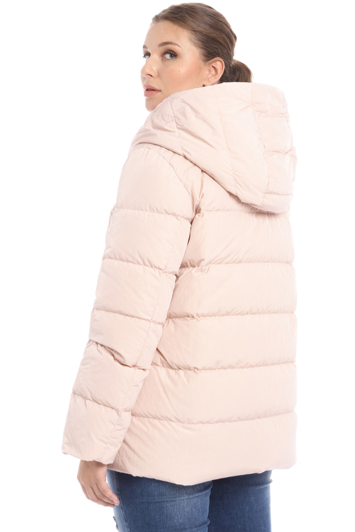 Embossed down jacket Intrend