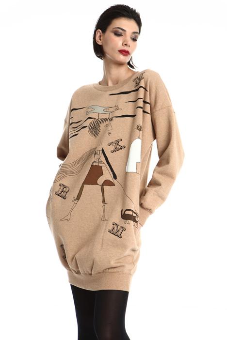 Fleece dress Intrend