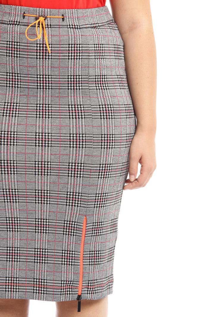 Jacquard pencil skirt Intrend