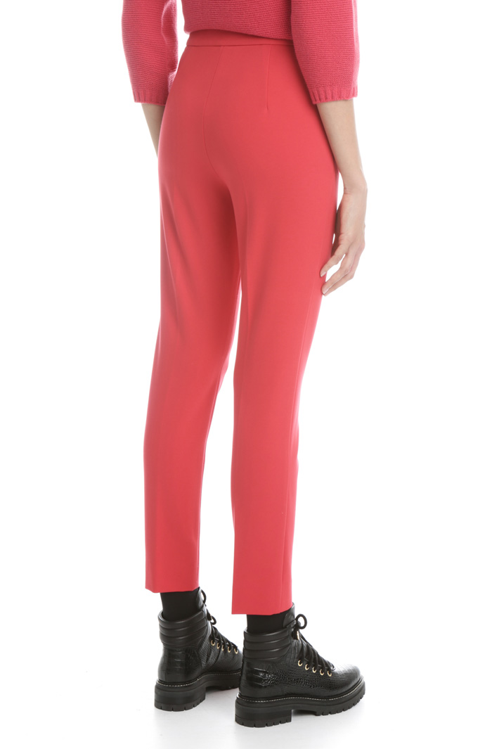 Stretch viscose trousers Intrend