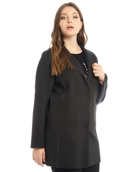 Reversible duster coat Intrend