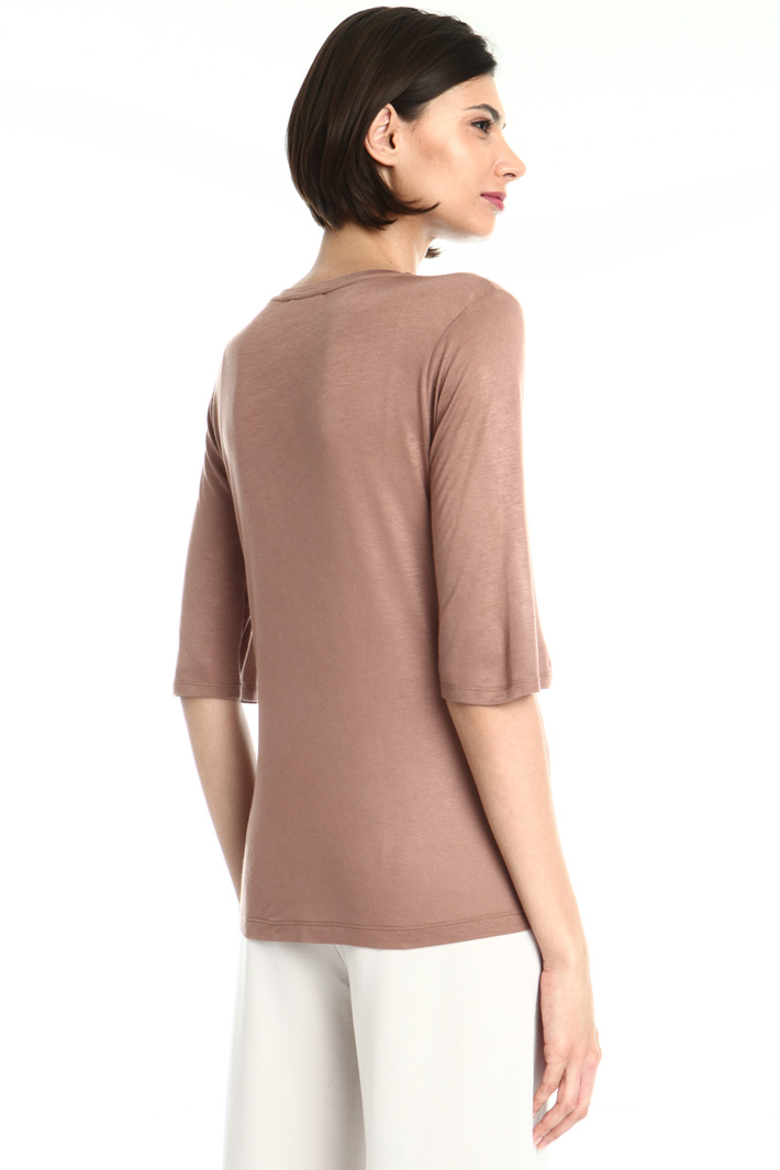 Viscose jersey T-shirt Intrend