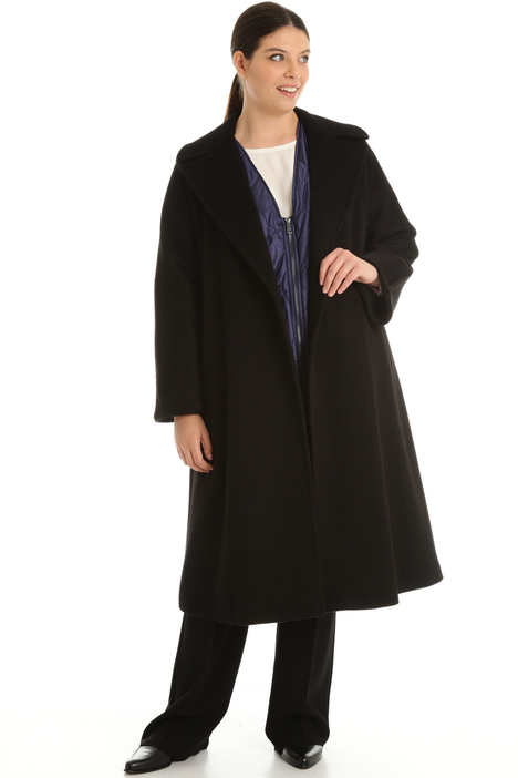 Cappotto in drap di cammello Intrend