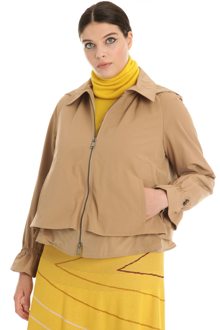Micro-faille jacket Intrend