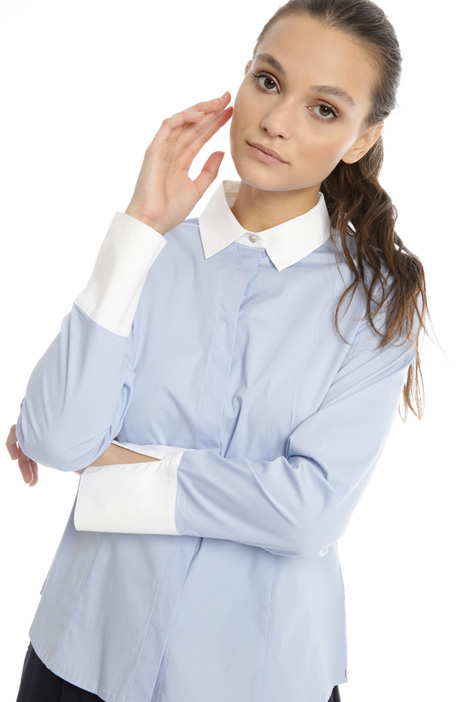 Slim fit cotton shirt Intrend