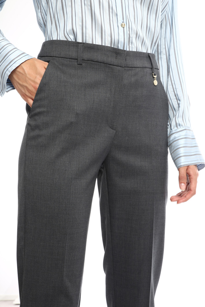 Turn-ups trousers Intrend