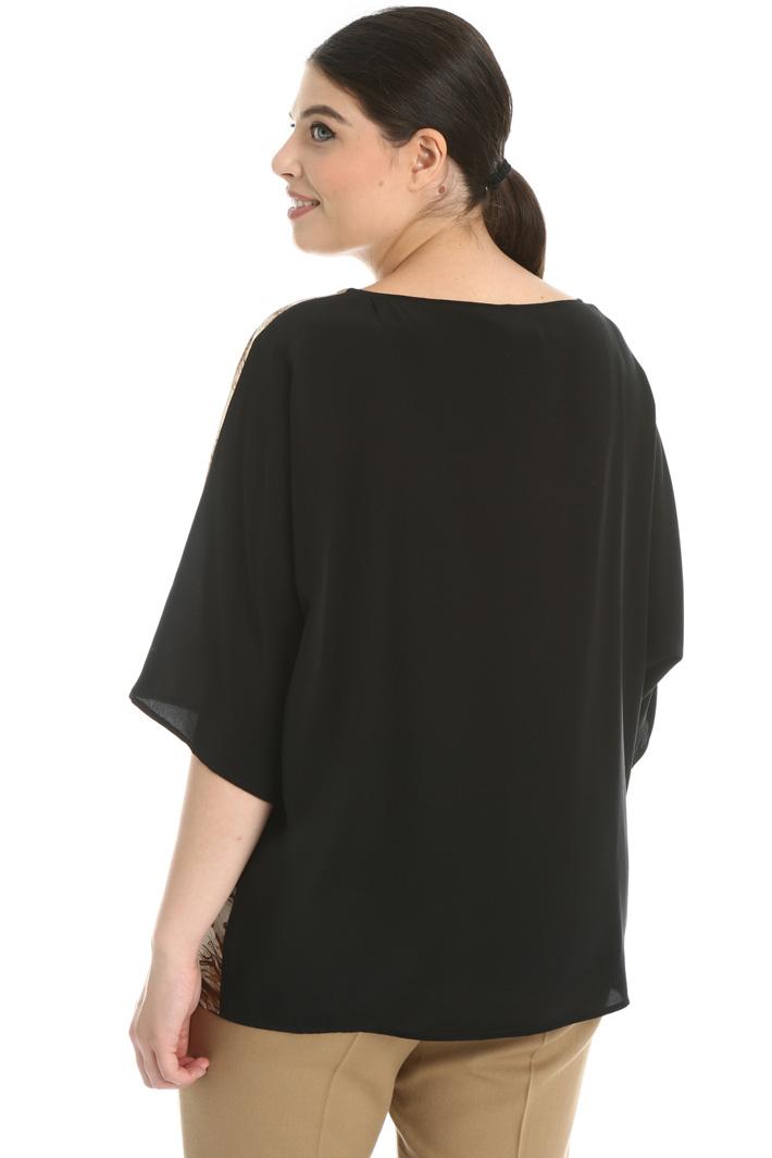 Silk tunic Intrend