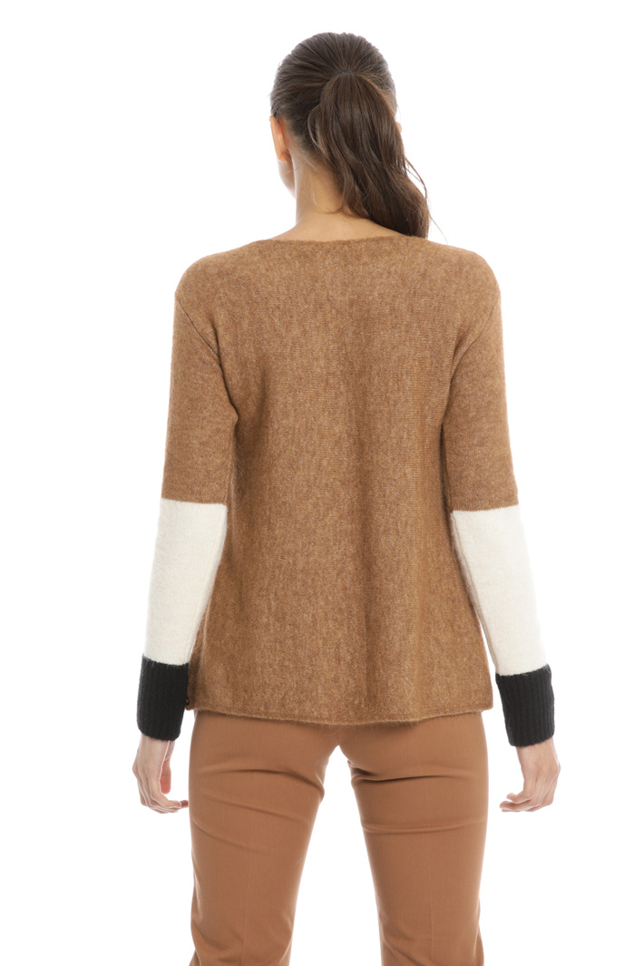 Alpaca wool sweater Intrend
