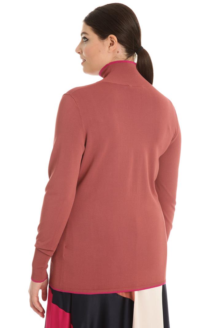 Viscose turtleneck sweater Intrend