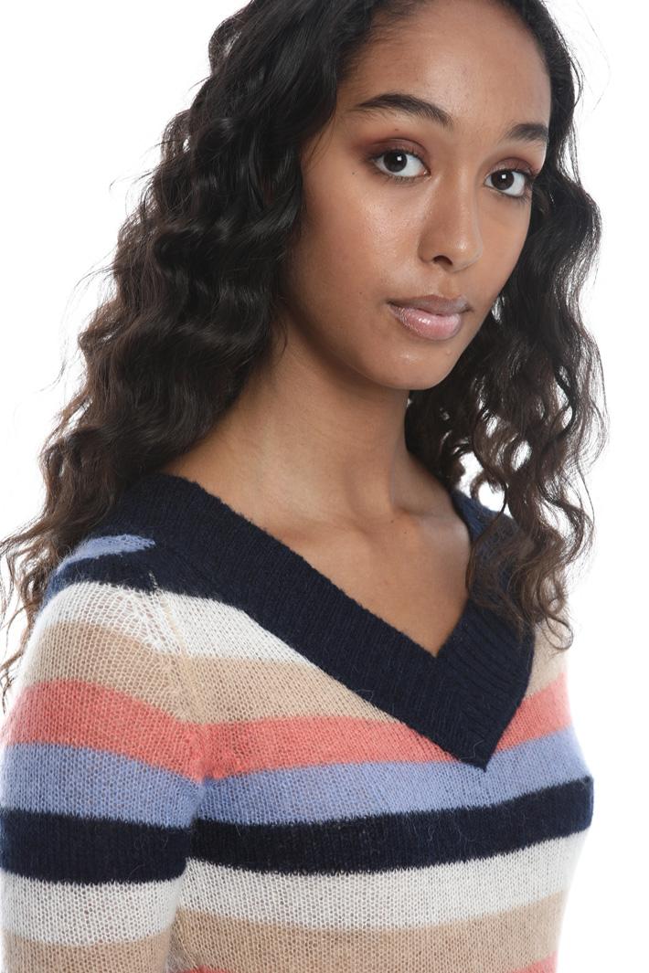 Alpaca mohair sweater Intrend