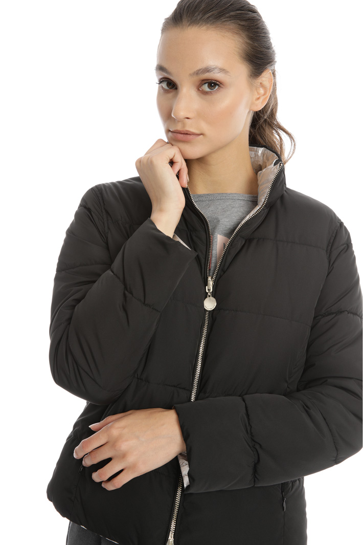 Quilted jacket with vest Intrend