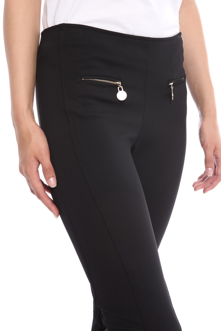 Skinny fit riding trousers Intrend