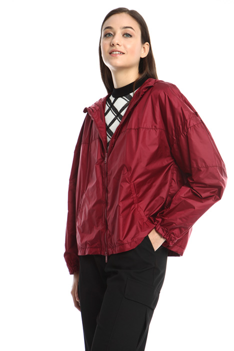 Waterproof hooded jacket Intrend