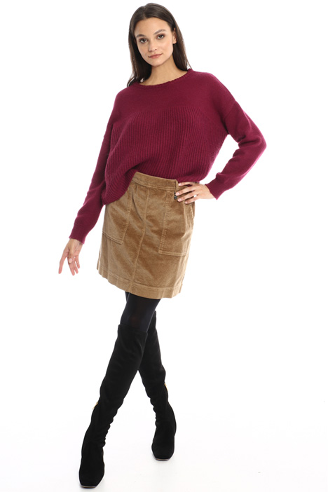 Corduroy skirt Intrend