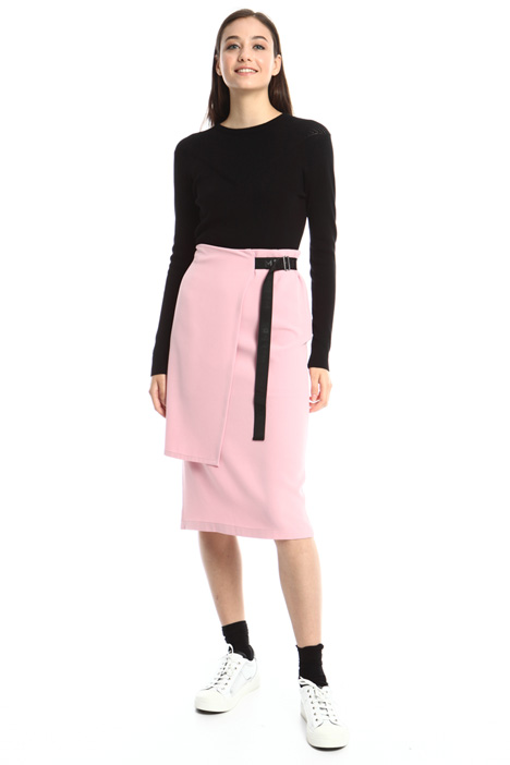 Overlay panel skirt Intrend