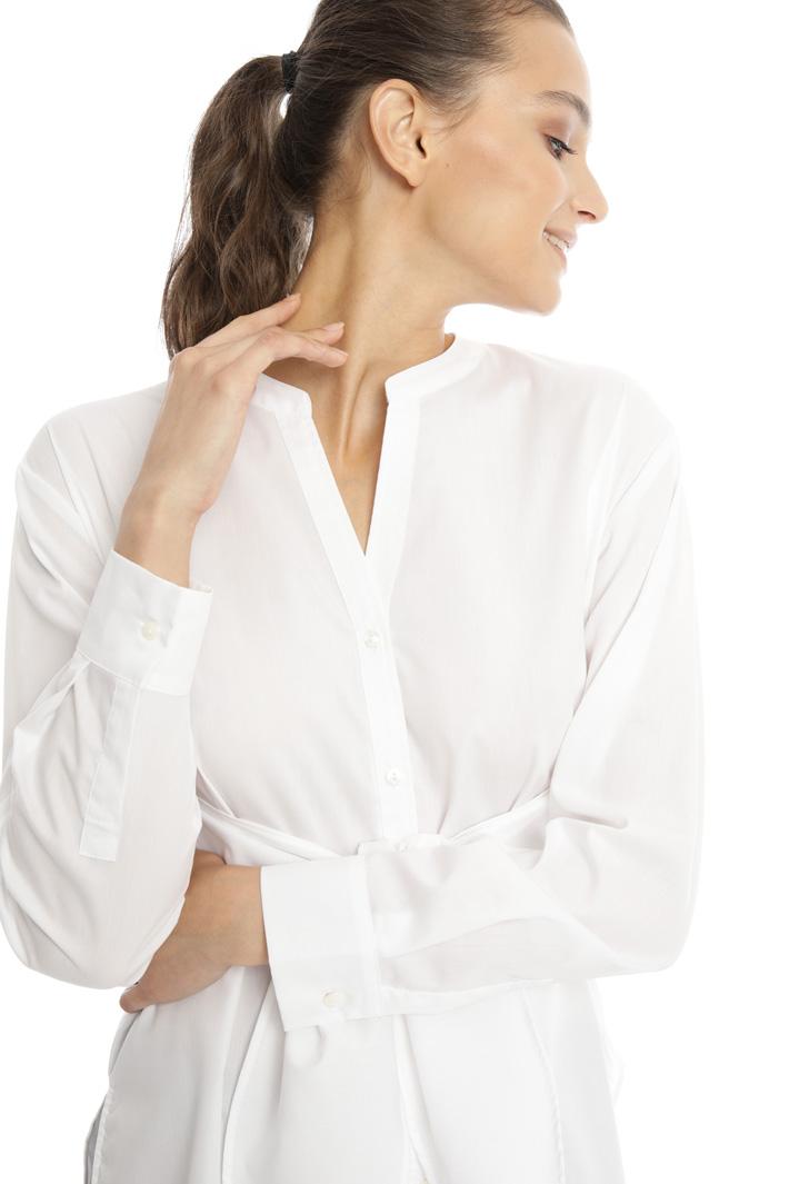 Sash detail shirt Intrend