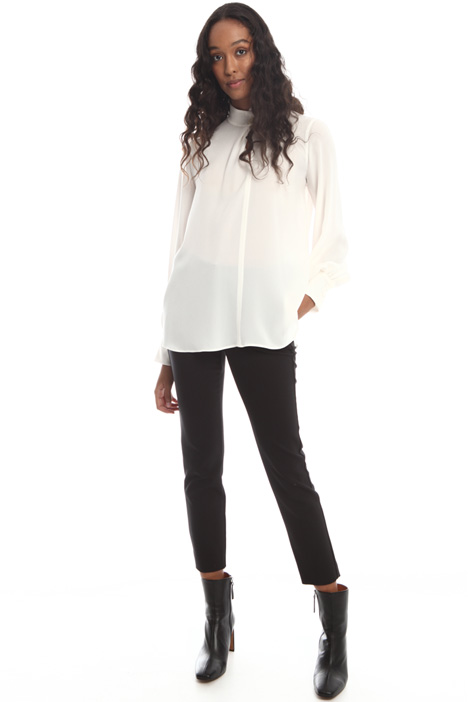 Crepe georgette blouse Intrend