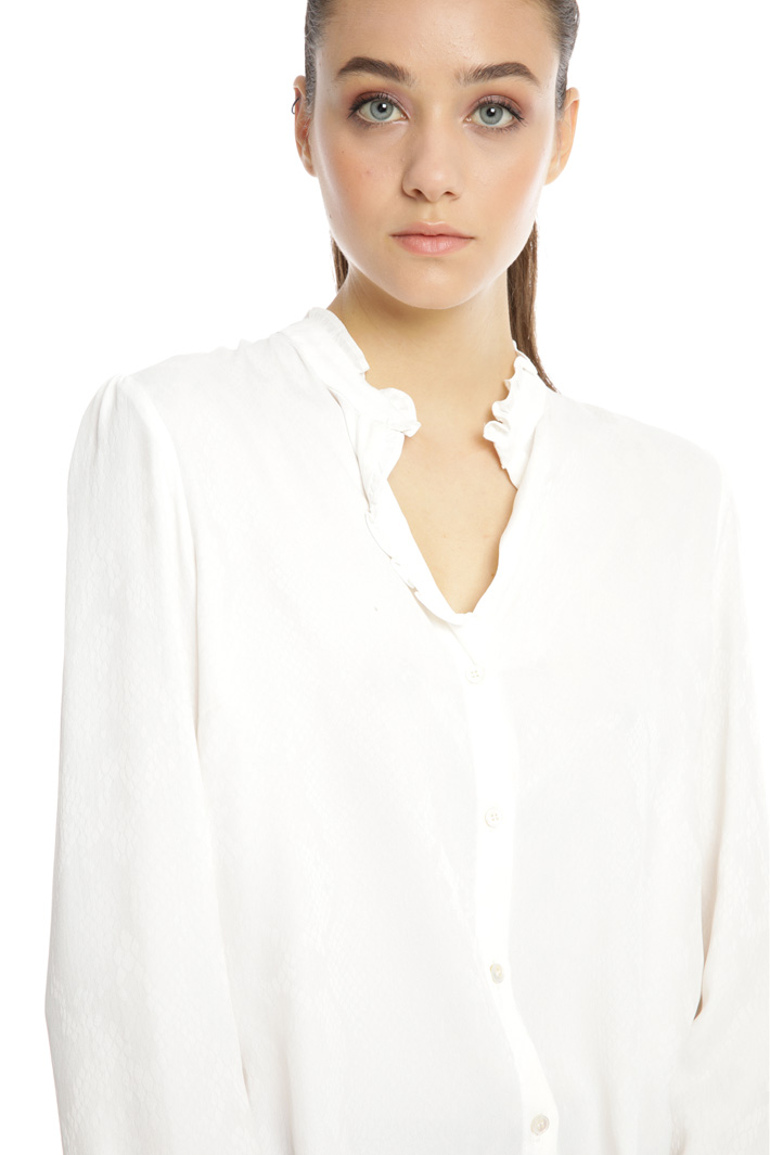 Silk blend shirt Intrend