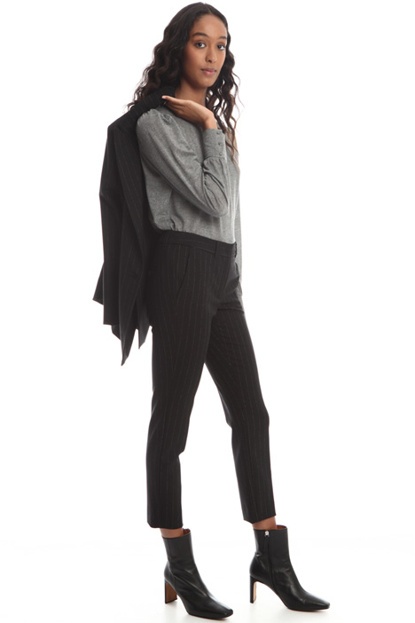 Pantaloni stretch a sigaretta Intrend