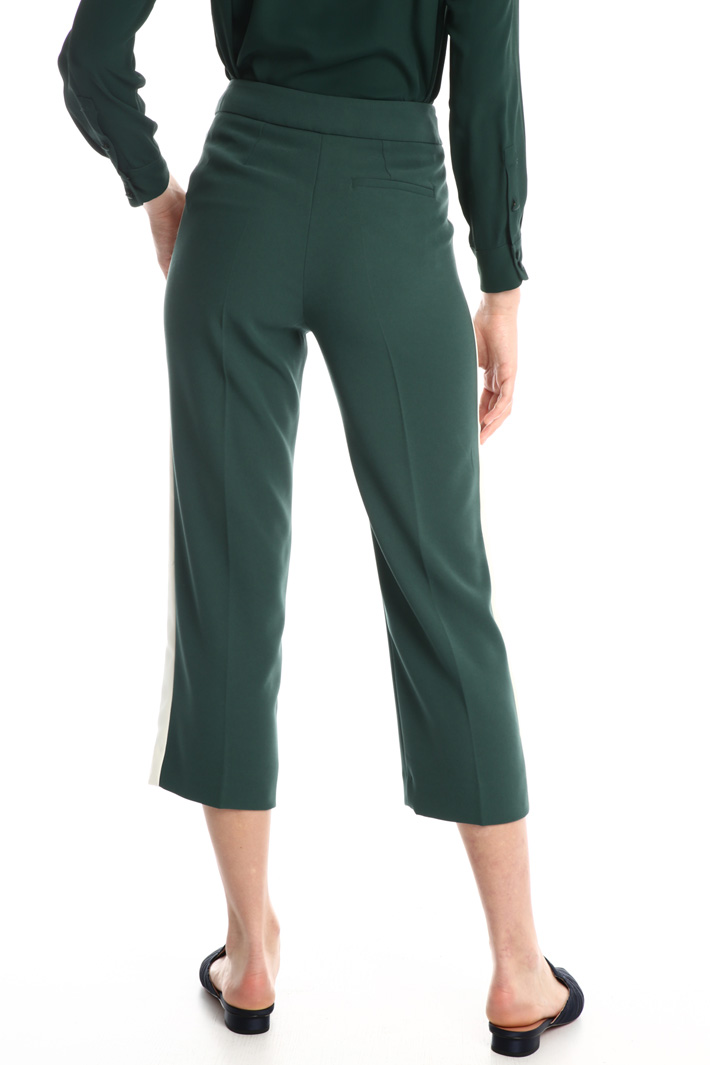 Side band trousers Intrend