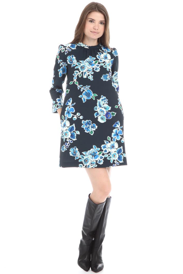 Bell sleeve dress Intrend