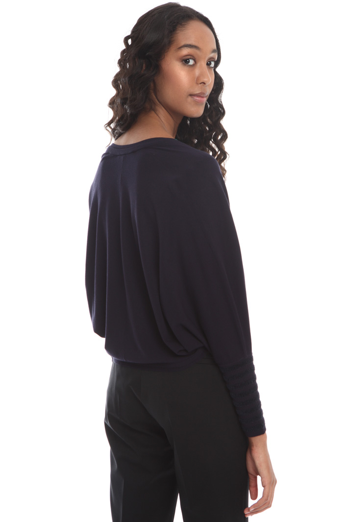 Wide sleeve shrug Intrend