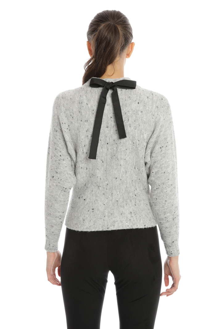 Tweed sweater Intrend
