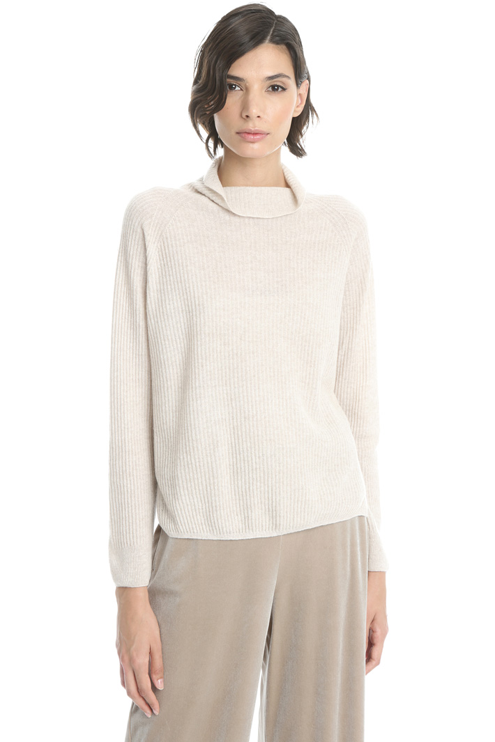 Wool and cashmere sweater Intrend