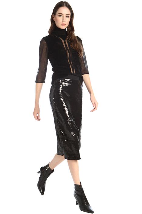 Sequinned skirt Intrend